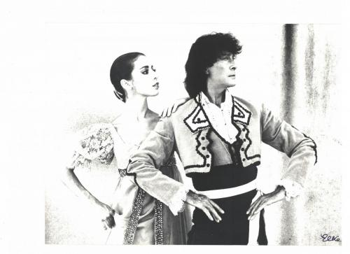 José Molina & Esther Suarez