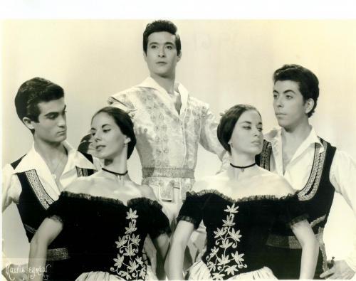 José Molina Bailes Españoles